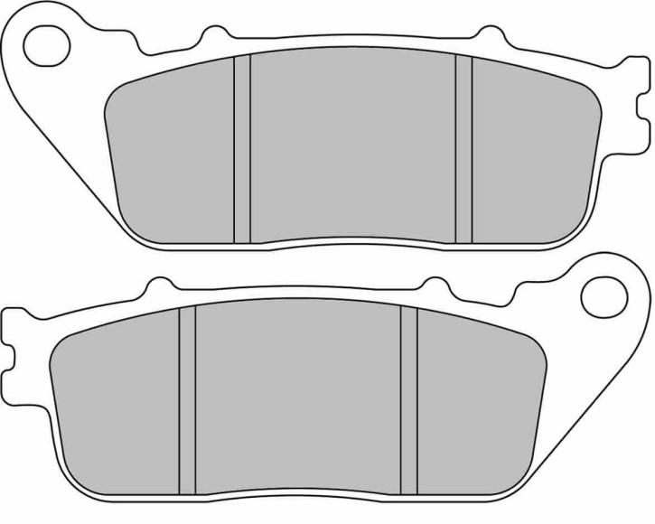 FERODO Sinter disc brake pad FDB2253 ST