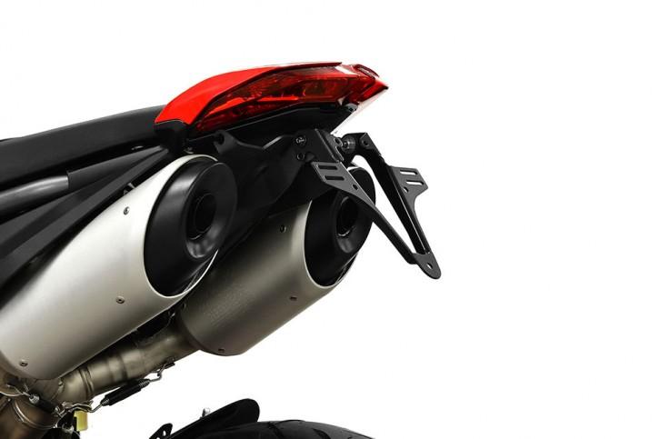 HIGHSIDER Kennzeichenhalter DUCATI Hypermotard 950, 2019-