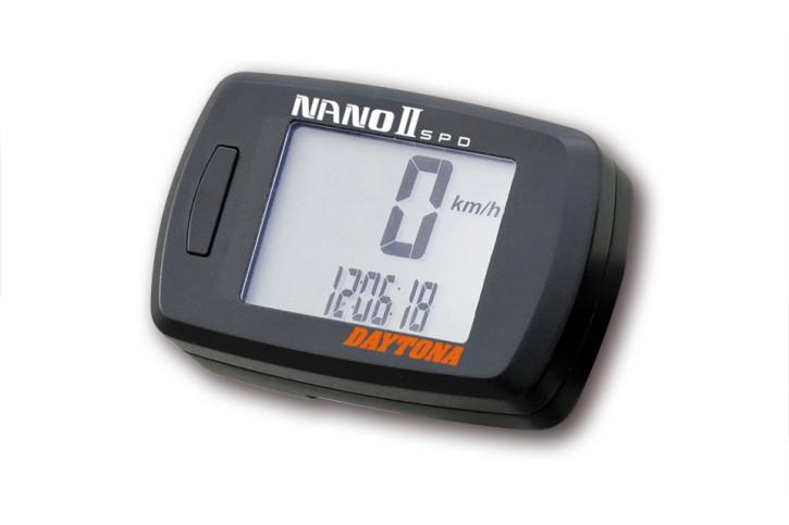 DAYTONA Digitaler Tacho, NANO 2, mit Magnetsensor