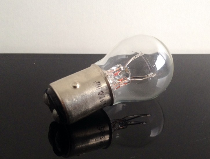 Light bulb 6V, for Tail-, Brakelight