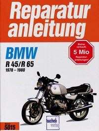 No. 5015 repair instructions BMW R 45/65