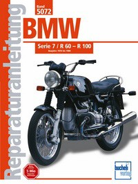 No. 5072 repair instructions BMW Serie 7