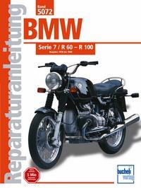 Bd. 5072 Reparatur-Anleitung BMW Serie 7