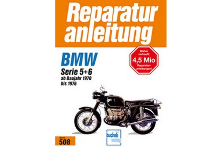 Bd. 508 Repair Manual BMW