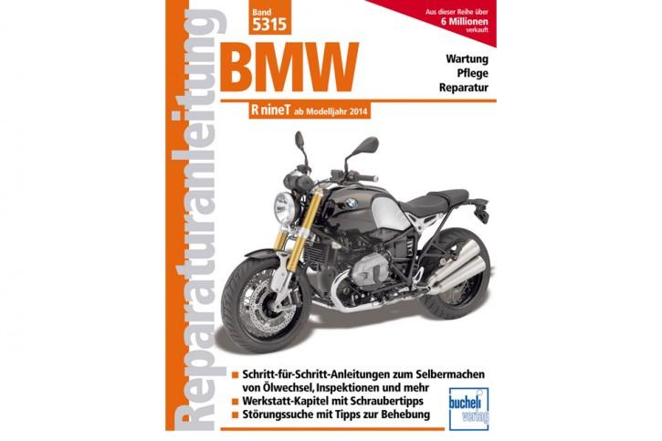 Rep.-Anleitung BMW R nineT 2014-