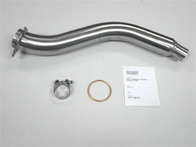 IXIL Adapter tube for TDM 850 single pipe right side