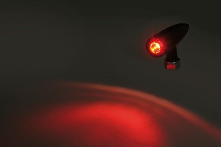 HIGHSIDER LED-Rücklicht MONO BULLET LONG