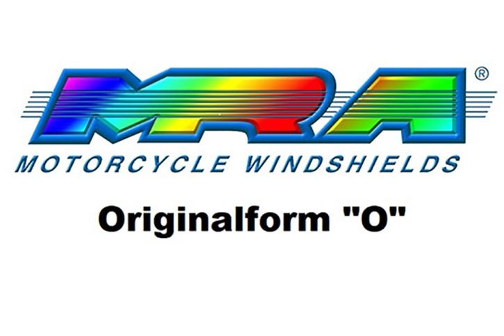 MRA Shield, OEM shape, HONDA CBR 600RR, 05-06 black