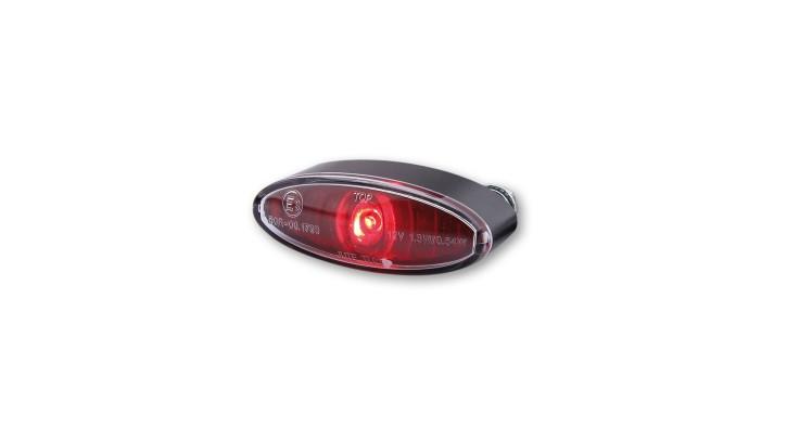 SHIN YO LED-Rücklicht MINI OVAL