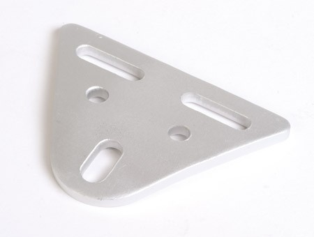 STOCK SALE: Universal bracket for one 3 1/2 inch or 4 1/2 inch headlamp