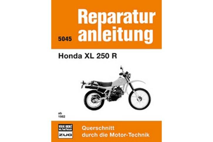 Motorbuch Engine book Bd. 5309 Repair Instructions HONDA XL 250 R 1982-