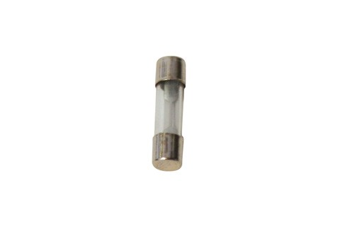 - Kein Hersteller - Glass fuse 25mm (20 Amp), 5 pcs.