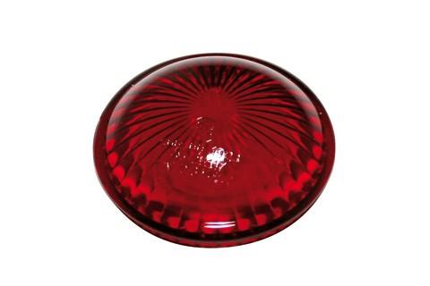 SHIN YO Glas für BATES STYLE Rücklicht, rot