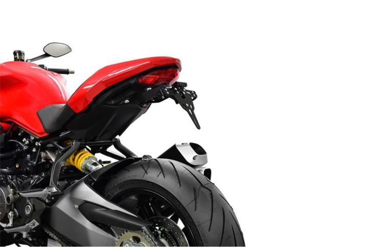 IBEX-Pro Kennzeichenhalter DUCATI Monster 1200 17-/821 18-