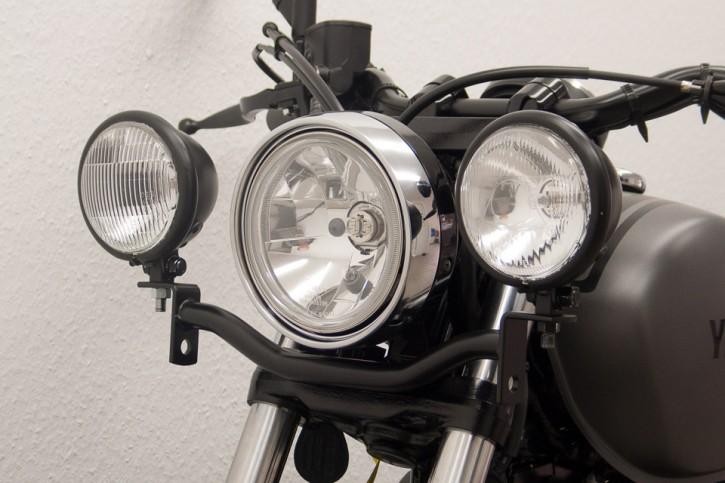 FEHLING Lampenhalter für Zusatzscheinwerfer, schwarz, YAMAHA XV 950 R 2014-