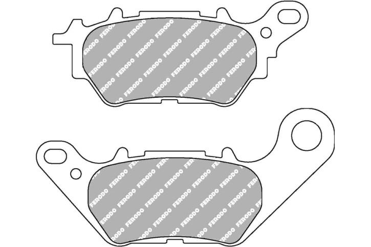 FERODO Disc brake pad FDB 2283 EF