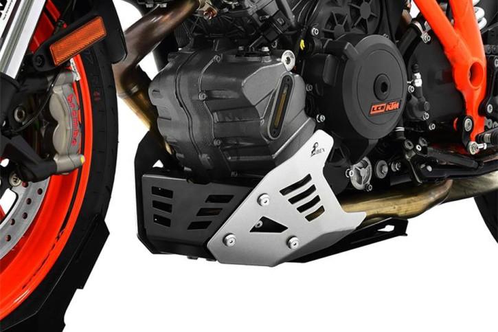 IBEX Motorschutz KTM 1290 Superduke R 14-/GT 16-, silber