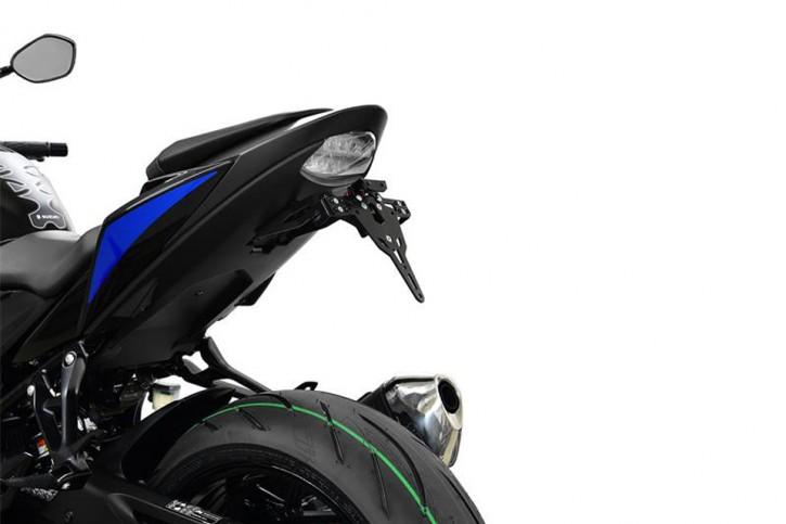 IBEX-Pro License plate holder SUZUKI GSX-S 750, 16-