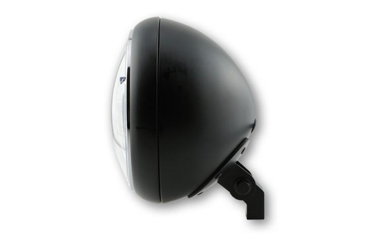 HIGHSIDER 7 Zoll LED-Scheinwerfer YUMA 2 TYP 3, schwarz