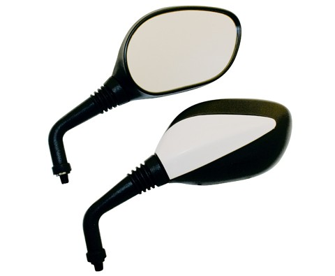 STOCK SALE: Universal mirror BASIC, Pair