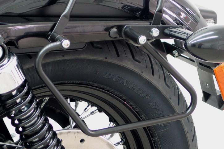 FEHLING Packtaschenbügel HD Sportster Evo, schwarz ab Bj.04, Custom