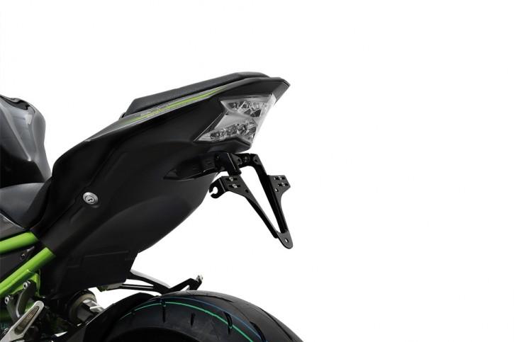 HIGHSIDER License plate bracket for KAWASAKI Z 900 2017 up