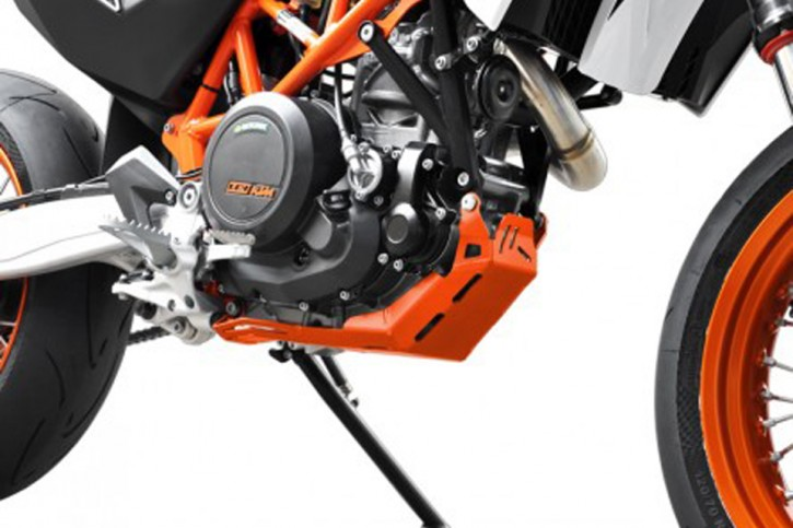 IBEX Motorschutz KTM 690 Enduro SMC/R Bj.08- Orange