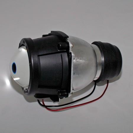 SHIN YO Ellipsoidscheinwerfer Abblendlicht, JUTE, H3, 55 Watt, mit Standlicht