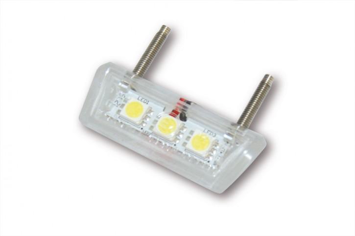 KOSO Mini LED license plate light