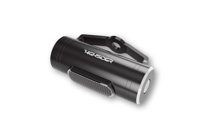 HIGHSIDER LED taillight CONERO T1, smoke lens