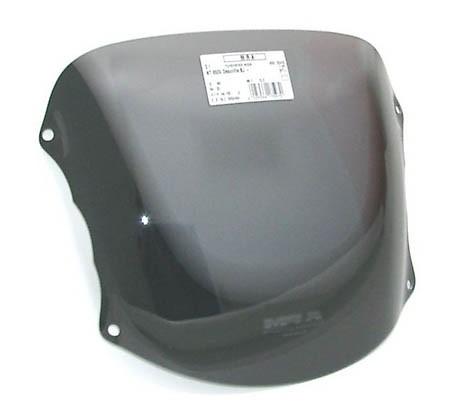 MRA Shield, HONDA NTV 650 Deauville, -05, black