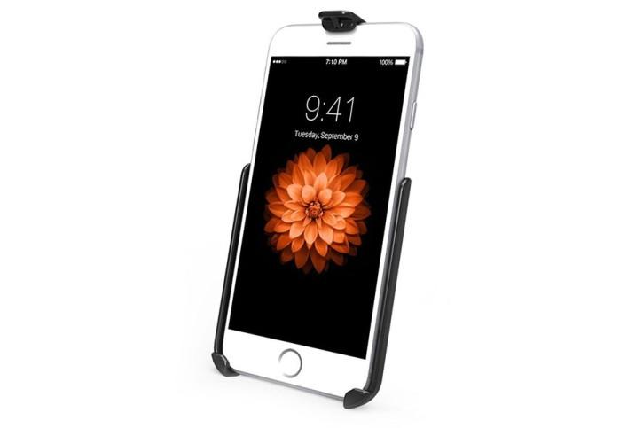 RAM Mounts Gerätehalteschale für Apple iPhone 6/7 (ohne Schutzhüllen/-gehäuse)