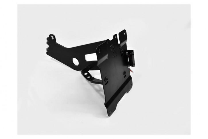 IBEX Bracket for license plate, side mount for HONDA VT 750 Spirit/T 1100 C1-C3