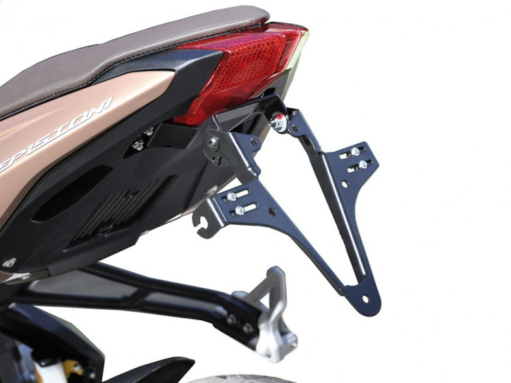 HIGHSIDER License plate bracket MV Agusta Brutale 675
