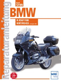 Motorbuch Engine book No. 5199 repair instructions BMW R 850/1100 R7RT/RS/GS 93-