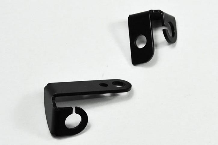 IBEX Indicator holder HARLEY-DAVIDSON Dyna/Softail steering stem