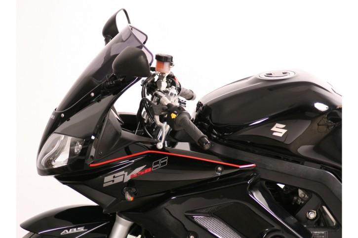 MRA Shield, SUZUKI SV 650/1000 S, 03-, black, OEM shape
