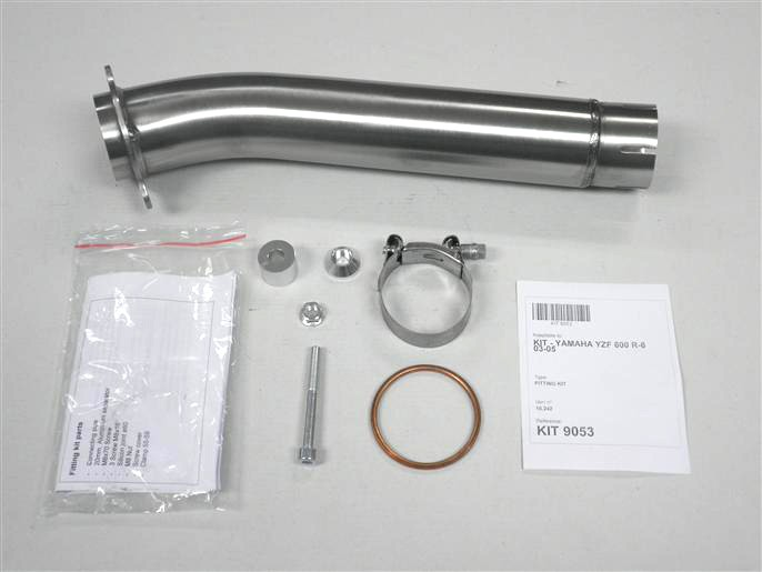 IXIL Adapter tube for YZF- R6, year 03-05