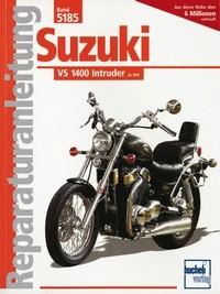 Motorbuch Engine book No. 5185 repair instructions SUZUKI VS 1400 Intruder (1987-)