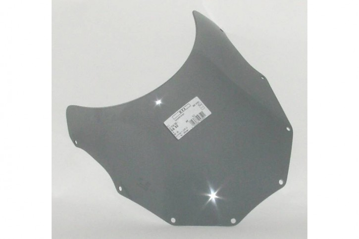 MRA Spoiler shield, KAWASAKI ZX 7 R, 96-, black