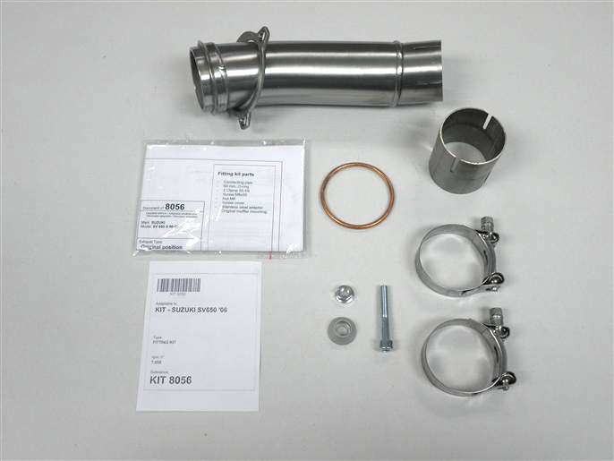 IXIL Adapter tube for SV 650/S, year 06