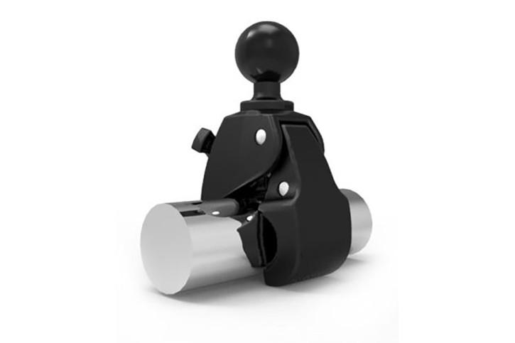 RAM Mounts Tough-Claw Halteklammer (mittel) mit Feststellschraube C-Kugel (1,5 Zoll)