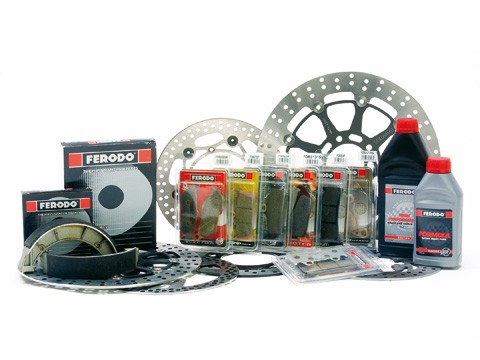 FERODO Bremsscheibe FMD0145RX