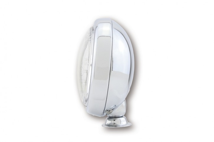 SHIN YO 4 1/2 inch high beam headlight, chrome