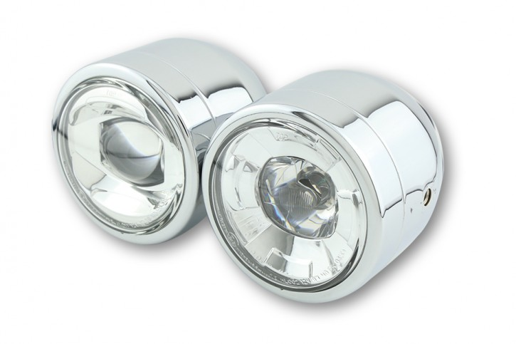 SHIN YO LED main headlight TWIN with low beam and high beam