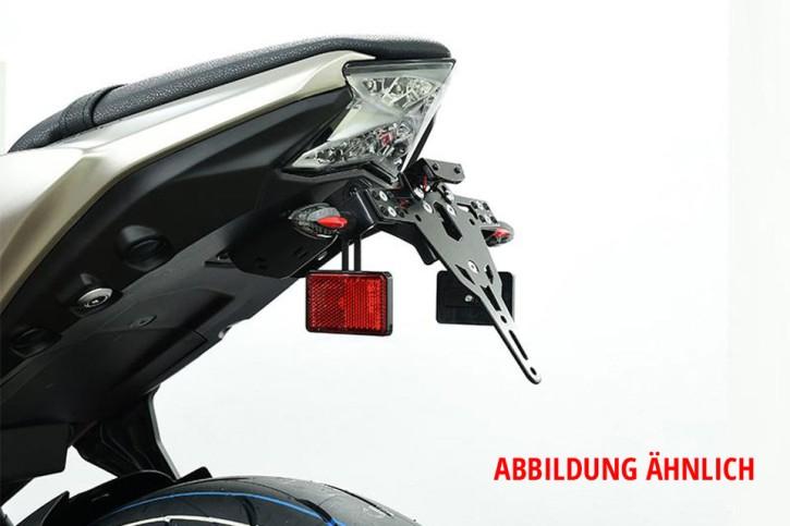 IBEX Halter-Set für Reflektoren am Blinker, M6, Euro 4 Kennzeichenhalter