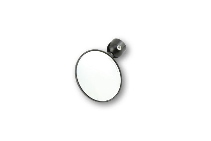 HIGHSIDER Handle bar end mirror CLASSIC, black