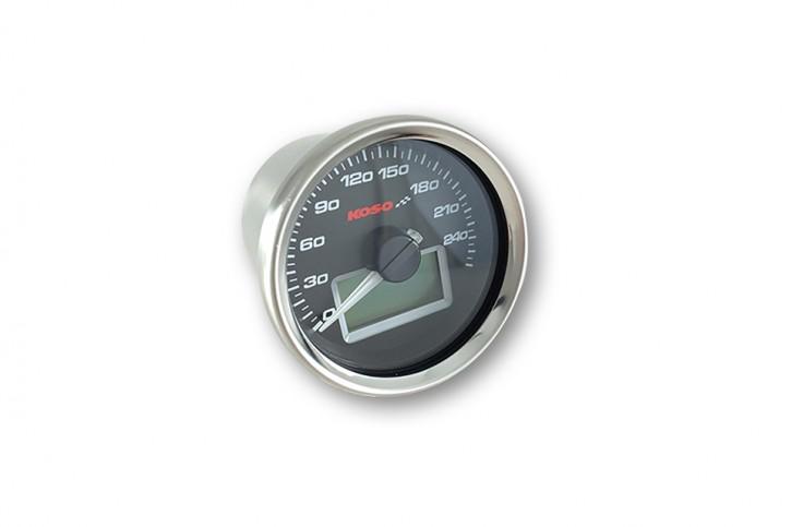 KOSO Speedometer GP style D56
