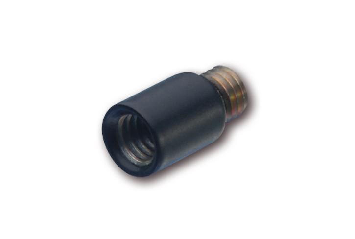 Kellermann Micro 1000 + MicroRhombus Verlängerung 10 mm schwarz