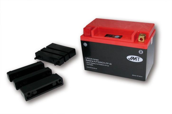 HAIJIU Lithium-Ionen Batterie HJTX20CH-FP mit Indikator